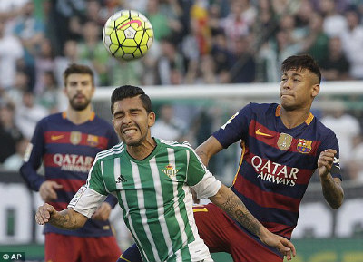 Chi tiết Betis - Barca: Hoàn thành mục tiêu (KT) - 3