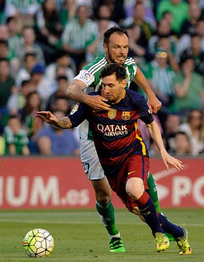 Chi tiết Betis - Barca: Hoàn thành mục tiêu (KT) - 5