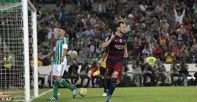Chi tiết Betis - Barca: Hoàn thành mục tiêu (KT) - 7