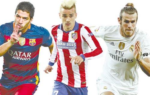 Đua vô địch La Liga: Chỉ Barca biết thắng cách biệt - 1