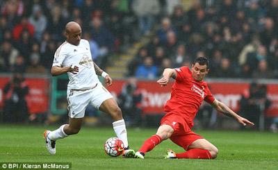 Chi tiết Swansea - Liverpool: Khó khăn chồng chất (KT) - 9
