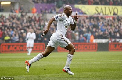 Chi tiết Swansea - Liverpool: Khó khăn chồng chất (KT) - 7