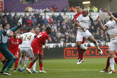 Chi tiết Swansea - Liverpool: Khó khăn chồng chất (KT) - 5