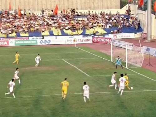 HAGL vs Thanh Hoa - 1