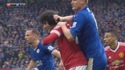 Chi tiết MU - Leicester City: Schmeichel dũng cảm (KT) - 9