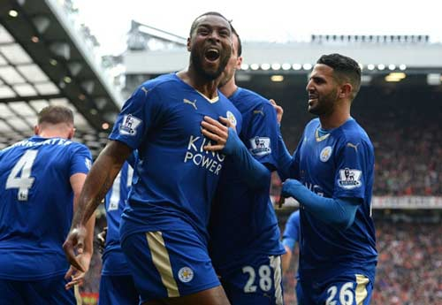 Man Utd vs Leicester City - 2