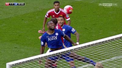 Chi tiết MU - Leicester City: Schmeichel dũng cảm (KT) - 14