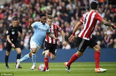 Chi tiết Southampton - Man City: Nỗ lực muộn màng (KT) - 4