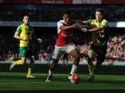 Bóng đá - Chi tiết Arsenal - Norwich: Ngôi sao từ ghế dự bị (KT)