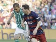 Bóng đá - Chi tiết Betis - Barca: Hoàn thành mục tiêu (KT)