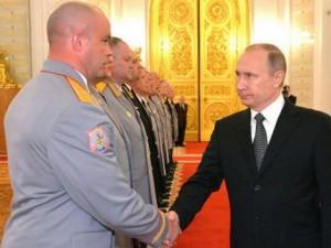 Vì sao Putin lập riêng đội Vệ binh Quốc gia?
