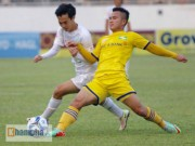 Bóng đá - Sôi động V-league 1/5: Thành Lương ghi siêu phẩm