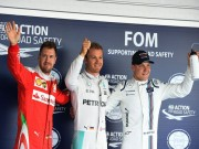 Thể thao - Rosberg đoạt pole, vận xui chưa thôi đeo bám Hamilton