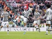 """Bóng đá - Juventus – Carpi: """"Nhà Vua"""" thị uy"""