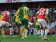 Arsenal - Norwich: Pha vô-lê hoàn mỹ