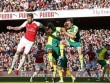 Video đầy đủ trận Arsenal - Norwich vòng 36 NHA