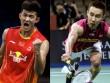 Cầu lông: Chen Long - Lee Chong Wei tranh bá chủ châu Á