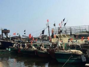 TQ huấn luyện quân sự tàu cá đưa vào Biển Đông