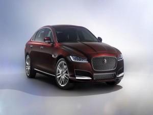 Lộ chi tiết phiên bản Jaguar XFL mới