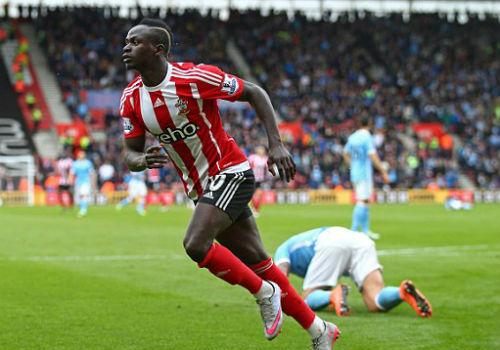 Video Southampton vs Man City - 1