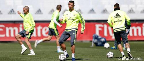 Ronaldo chạy phăm phăm, chờ quyết đấu Man City - 3