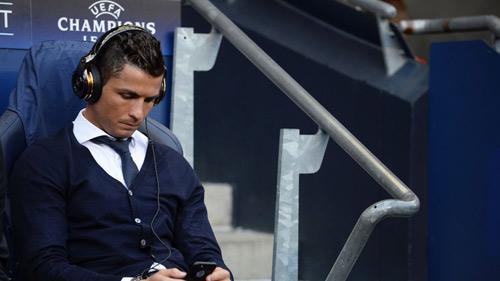 Ronaldo chạy phăm phăm, chờ quyết đấu Man City - 1