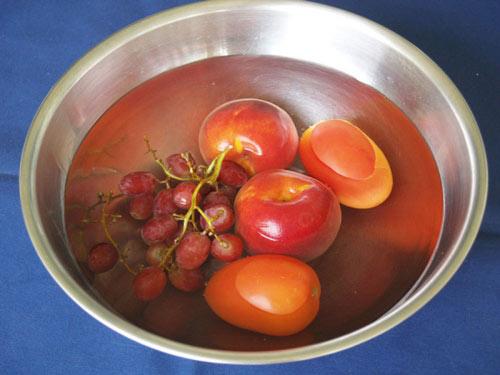 4 cách đơn giản khử độc tố cho rau củ - 2