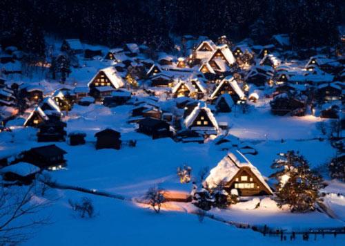 15 ngôi làng cổ tích bạn sẽ không nghĩ có trong thực tế - 11