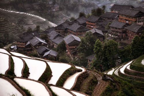 15 ngôi làng cổ tích bạn sẽ không nghĩ có trong thực tế - 4