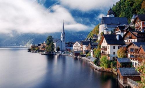15 ngôi làng cổ tích bạn sẽ không nghĩ có trong thực tế - 5