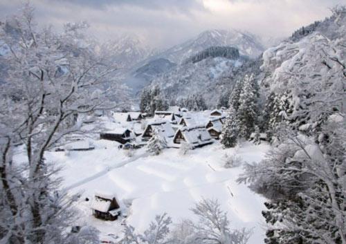 15 ngôi làng cổ tích bạn sẽ không nghĩ có trong thực tế - 6