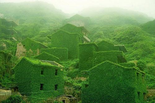 15 ngôi làng cổ tích bạn sẽ không nghĩ có trong thực tế - 1
