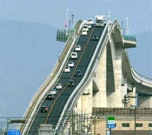 Những cây cầu độc đáo nhất thế giới - 1