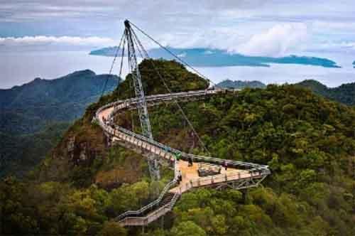 Những cây cầu độc đáo nhất thế giới - 8