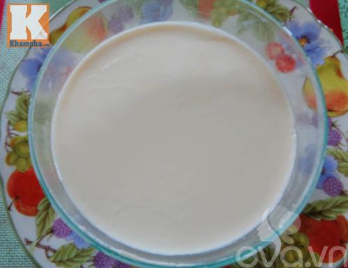 Sữa chua dẻo thơm mát cho ngày hè - 6