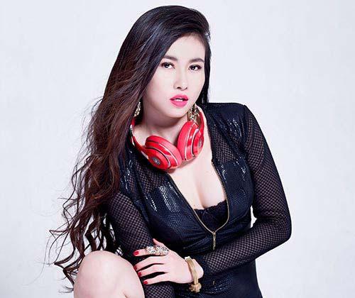 Nữ DJ xinh đẹp mê tập Muay Thái - 8