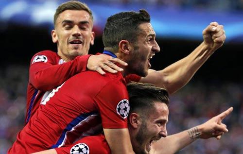 Cup C1: Khả năng chung kết Man City – Atletico rất cao - 1