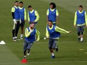 Bóng đá - Ronaldo chạy phăm phăm, chờ quyết đấu Man City
