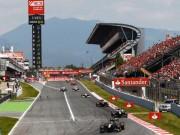 Thể thao - Lịch thi đấu F1: Spanish GP 2016