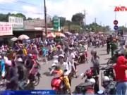 Video An ninh - Giật mình trước con số tai nạn giao thông ngày 30/4