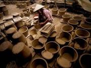 Về làng nắn đất ở Kiên Giang