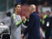 Bóng đá - Ronaldo đã hết đau, Benzema dễ nghỉ trận gặp Man City