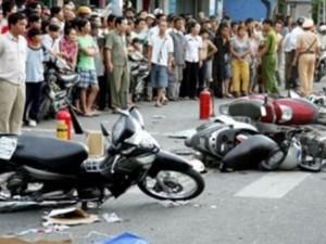 Tin tức trong ngày - 3 ngày nghỉ lễ, 74 người chết vì tai nạn giao thông