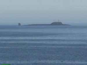 Video: Tàu ngầm hạt nhân Nga phóng tên lửa ở Bắc Cực