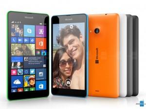 Lumia 535 là smartphone chạy WP phổ biến nhất thế giới