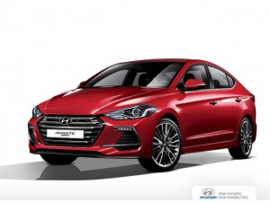Hyundai Elantra Sport 2017 lộ diện, giá 557 triệu đồng