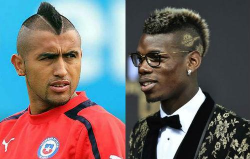 Đội hình sao tóc đẹp của Neymar: CR7 không có cửa - 2