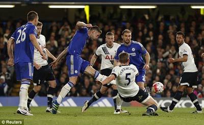 Chi tiết Chelsea - Tottenham: Cầm vàng để vàng rơi (KT) - 6