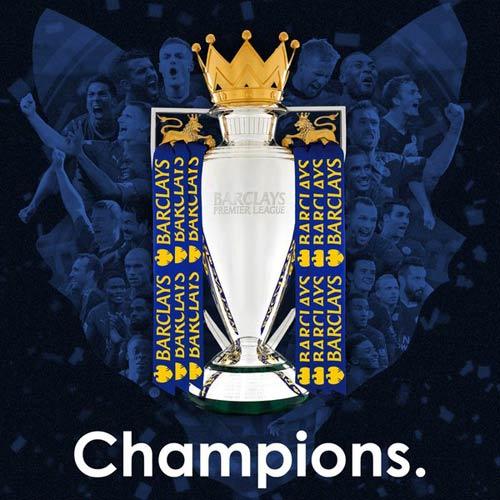 """Vô địch sớm, sao Leicester ăn mừng như """"điên dại"""" - 11"""