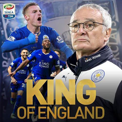 Leicester lên ngôi, Vardy trêu ngươi Harry Kane - 4